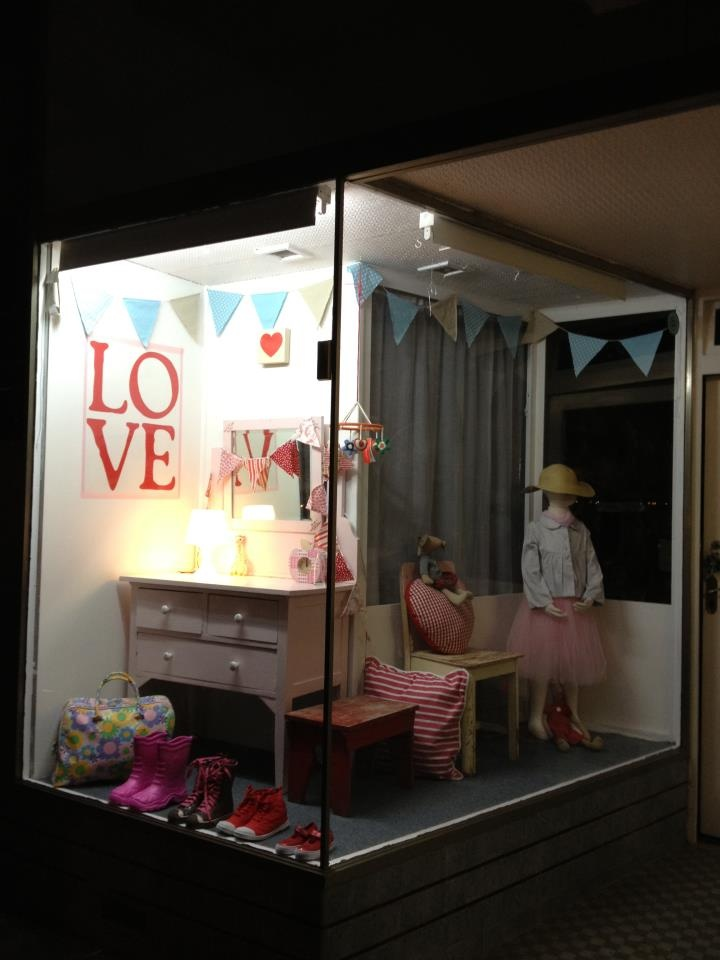 LOVE our new window display!