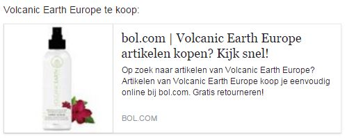Volcanic Earth Europe # Bol.com