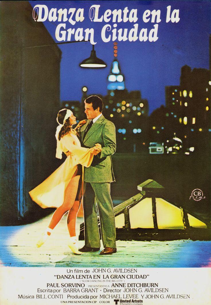 1978 - Danza lenta en la gran ciudad - Slow Dancing in the Big City - tt0078278