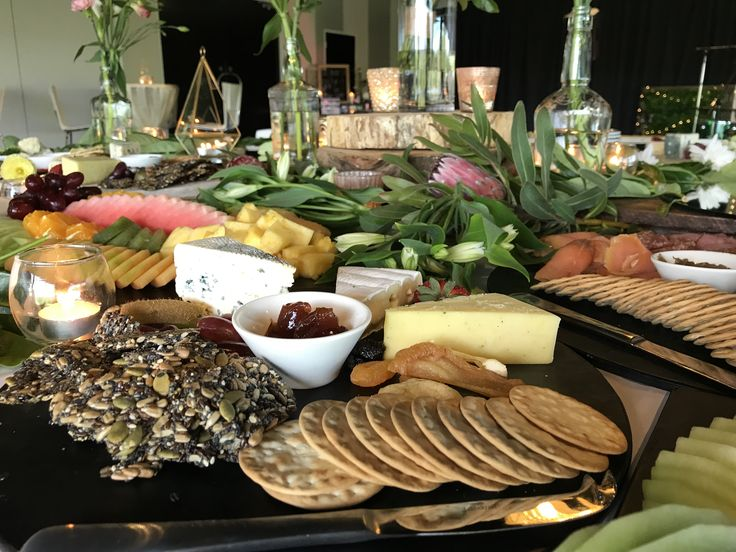 Grazing Table 2017