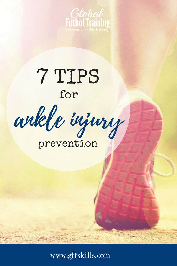 Ankle sprain physical therapy - Strengthening Your Ankle Is Key To Avoiding Sprains As A Soccer Player Here Are 6 At Home Ankle Rehab Exercises To Protect Your Ankle