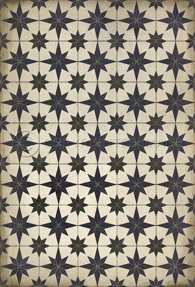 Pura Vida Home Decor Pattern 20 Astraea Vinyl Floor Cloth
