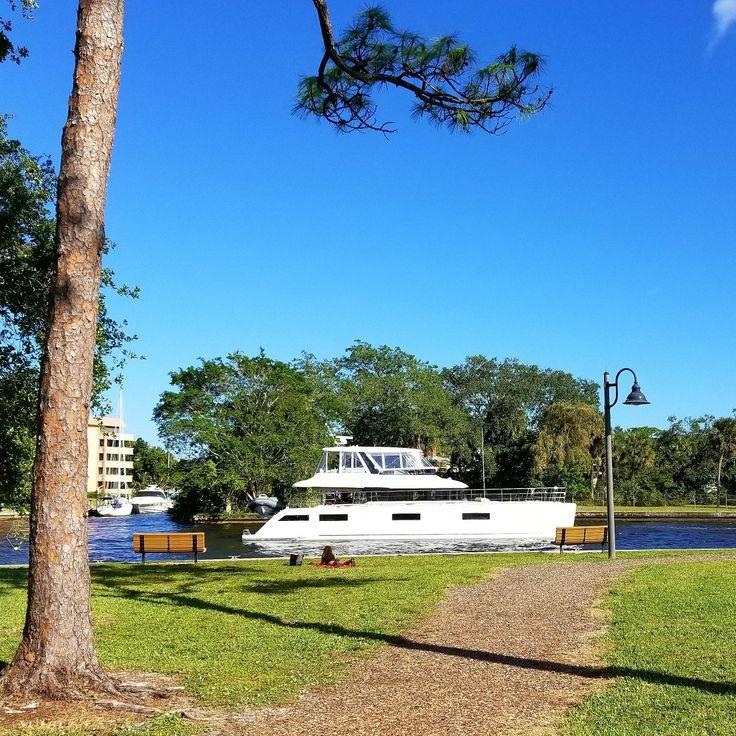 Lagoon 63 MY power catamaran. Caroline.Laviolette@catamarans.com