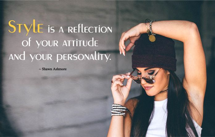Its my Style Quotes, Cool Personality Attitude Taglines for
