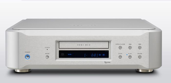 ESOTERIC K-05 Super Audio CD/CD Player | Available at High Fidelity Design Group, New York. hifidesigngroup.com #hifi #highfidelity #audio #audioplayer #sound