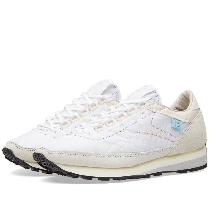 Reebok X Garbstore Aztec White Sneakers