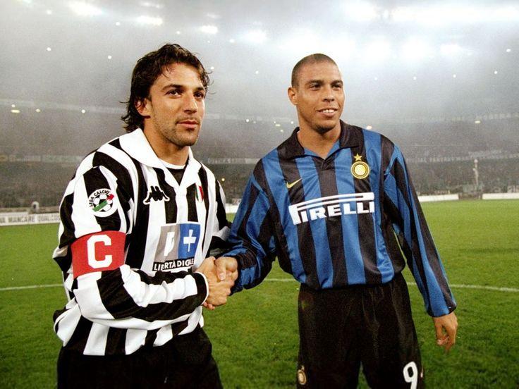 Del Piero / Ronaldo