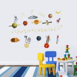 Goofy planets!  Passa på och fynda detta väggdekor som föreställer planeter! Det unika motivet samt olika färgerna ger väggarna en snygg och tilltalande look.  Länk till produkt: http://www.feelhome.se/produkt/goofy-planets/  #Homedecoration #art #interior #design #Walldecor #väggdekor #interiordesign #Vardagsrum #Modernt #vägg #inredning #inredningstips #heminredning #rymden #planeter #barn #barnrum #barninredning