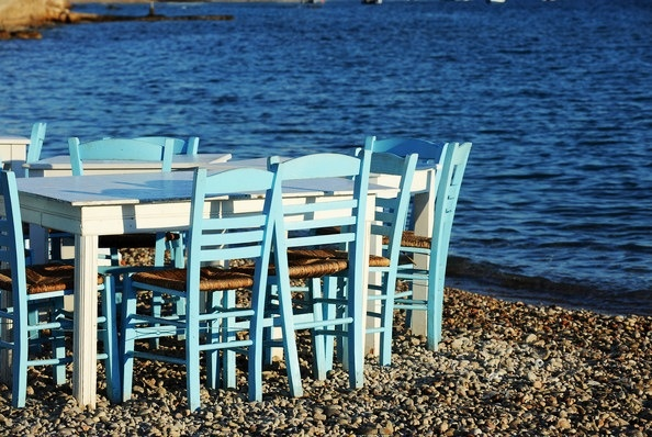 A good reason to visit Spetses ......