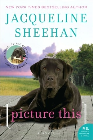 PICTURE THIS by Jacqueline Sheehan is the sequel to her NYT bestseller, Lost & Found
