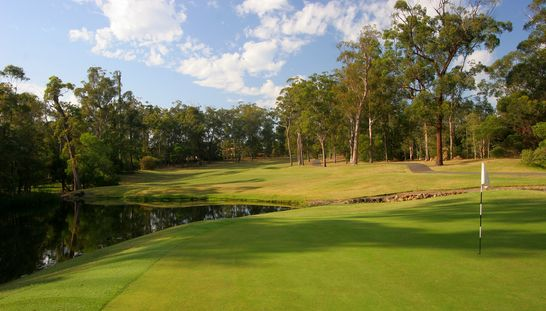 Enjoy 18 Holes for two at the stunning Palmer Colonial on the Gold Coast. This deal includes a shared motorised cart. The value of this offer is normally $260, but today you can receive it for just $120!  #golf #golfqld