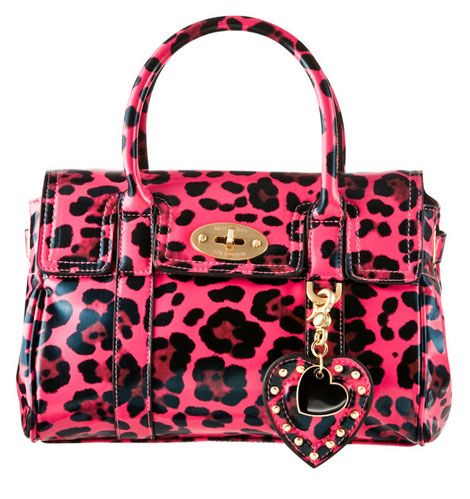 Pink Leopard Print: Handbags 3, Style, Pink, Handbags I D, Gorgeous Handbags, Purses, Kawaii Handbags
