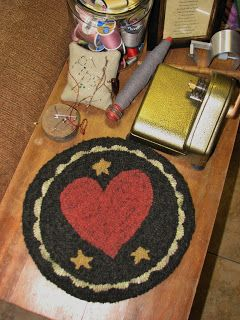 Superbe Heart Chair Pad