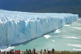 Παταγωνία: Ο παγετώνας στην άλλη άκρη του κόσμου