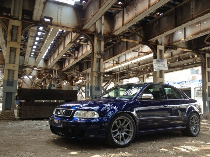 pinterest garage conversion ideas - B5 S4 with RS4 widebody conversion Audi