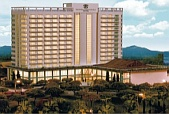 Sintesa Peninsula Hotel Manado with Real Discount Rates, All Including Breakfast - 21% Tax and Service Charge, No Hidden Cost!.