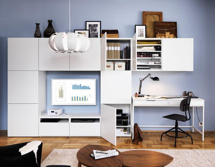 Très Oltre 25 fantastiche idee su Arredamento angolo studio soggiorno  CF79
