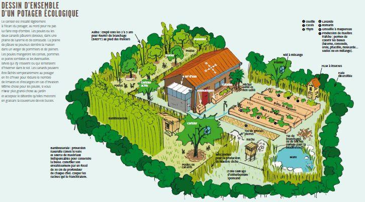 Ressources pour permaculture