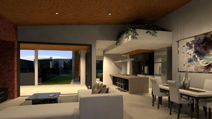 A gorgeous modern design for a property in Seven Hills.