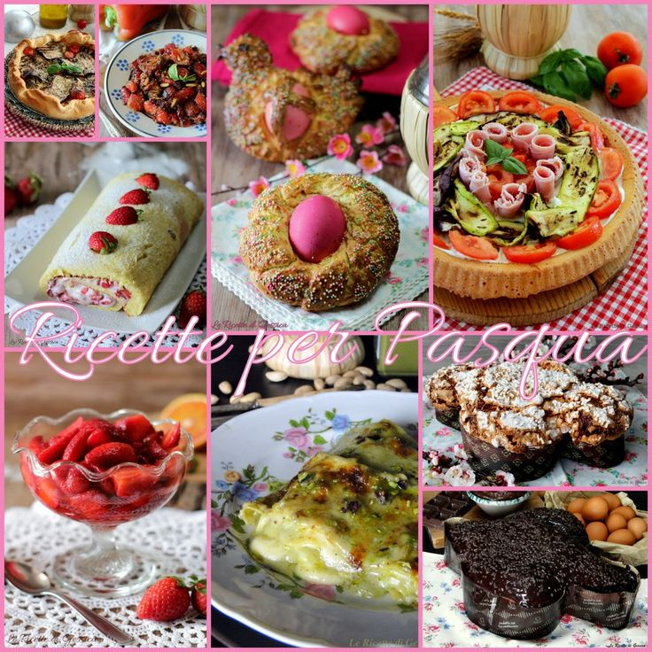 Ricette per Pasqua - Idee Menù Pasqua