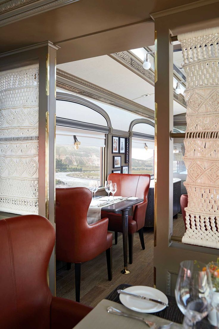 A Train with a Luxurious Story to Tell: the Belmond Andean Explorer by MUZA Lab   Yatzer