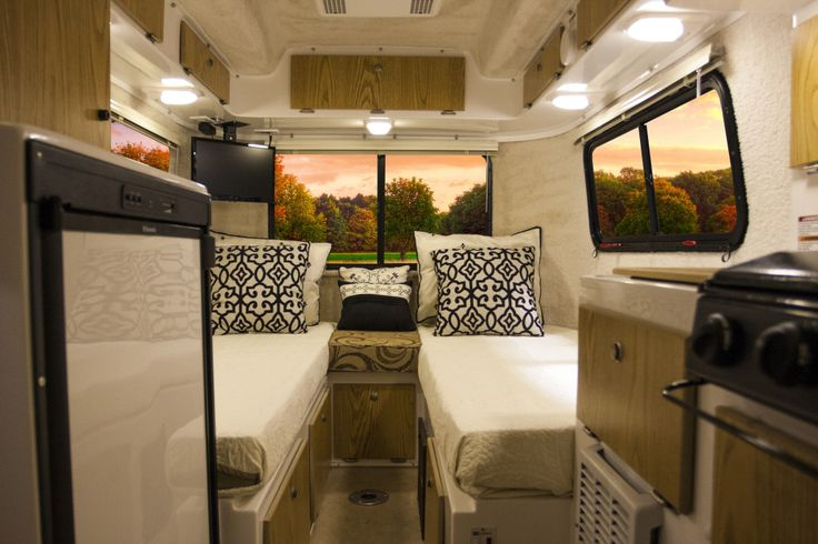 Independence 17' | Casita Travel Trailers - America's Favorite Lightweight Travel Trailers!