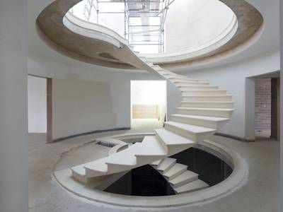 Best Stair Of The Week Is A Spectacular Spiral Spiral 640 x 480