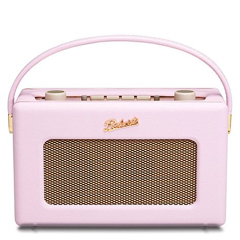 Roberts DAB Radio- I have always wanted one of these vintage looking radios