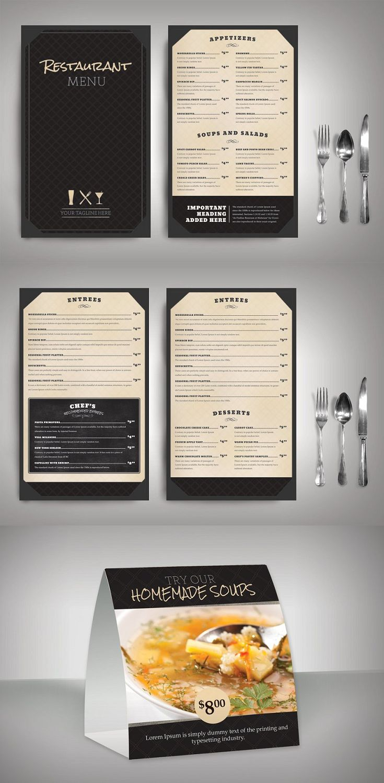 Restaurant Menu Classic Package Menu Restaurant Restaurant Menu
