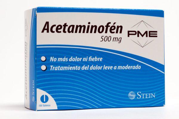 para q se utiliza el paracetamol