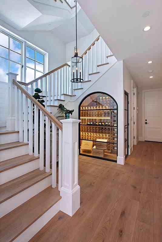 That wine cellar tho