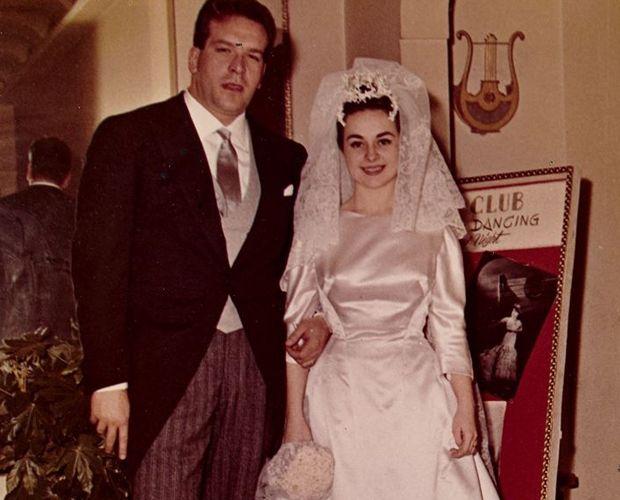 Az ifjú házasok 1960-ban