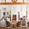 Ellen DeGeneres and Portia de Rossi's living room
