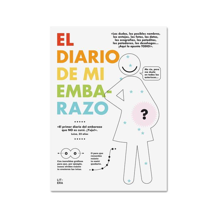 EL DIARIO DE MI EMBARAZO - LITERA LIBROS