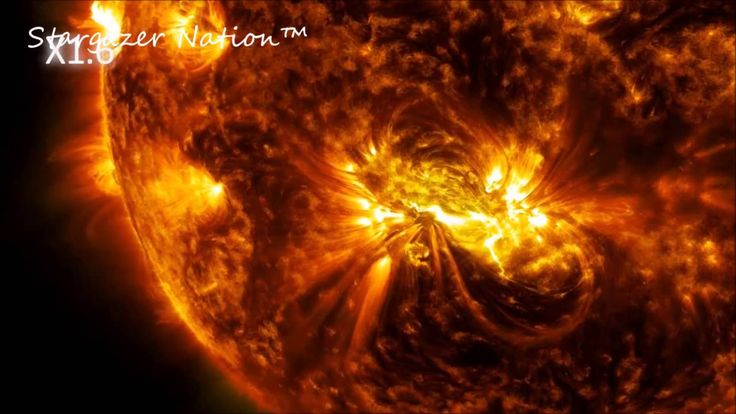 Five X-class Flares in 8 Days, Largest Activity In 25 Years