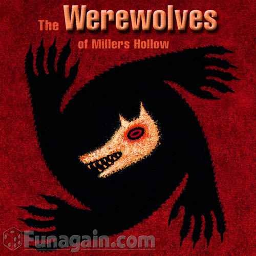 Werewolves: Multi-player Card game, discover among you which player is the true werewolf