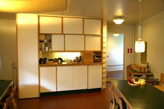Alvar Aalto's kitchen