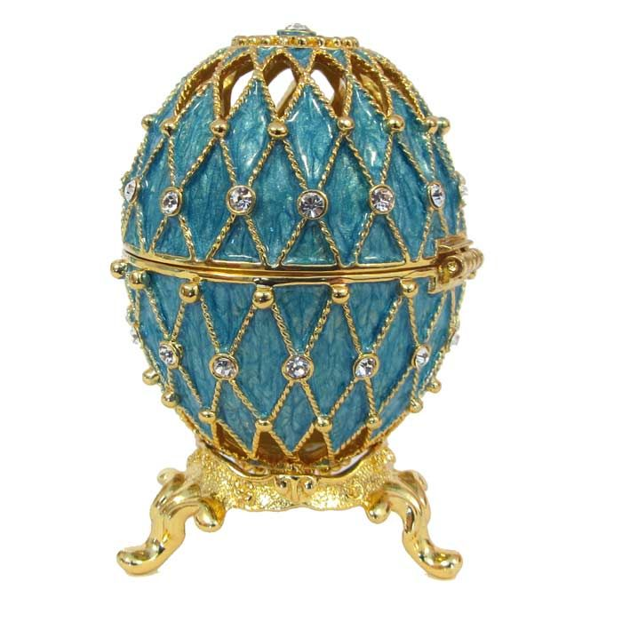 Jewelry Faberge Eggs And Russian 86