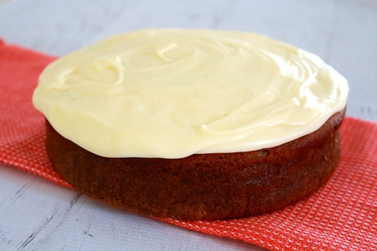 Thermomix Banana Cake with Cream Cheese Frosting - Thermobliss