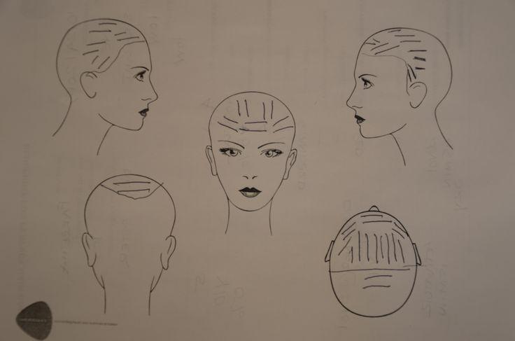13 best Foiling Techniques images on Pinterest   Hair