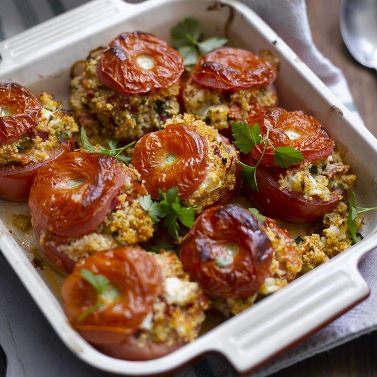 Gefüllte Tomaten mit Feta Rezepte | Weight Watchers