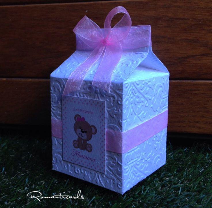 Scatolina Bomboniera by Romanticards, by Romanticards e Little Rose Handmade, 1,40 € su misshobby.com