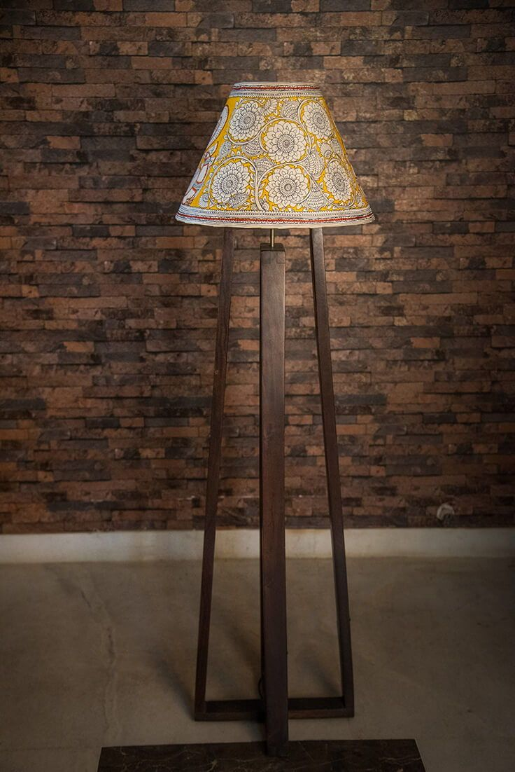 Table Lamp For Living Room Painted Lights Leather Lampsdhade Painting Lamp Shades Lamps Living Room Lampshade Designs