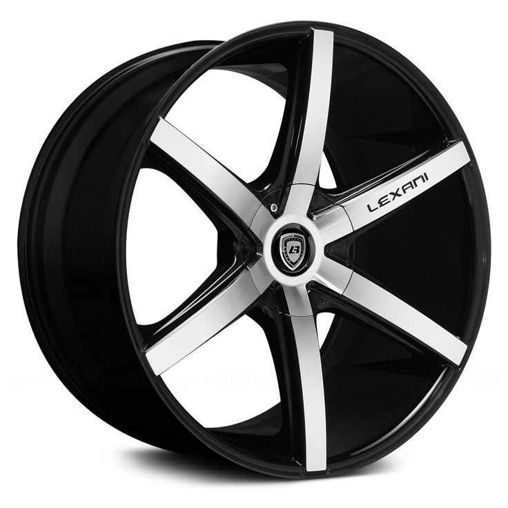 FREE SHIPPING & GUARANTEED lowest pricing for sale online on all 17 Inch Lexani R-Six R06 Machined w/ Black Lip Wheels - Rims.  Call BB Wheels today at 320-333-2155 to order yours!