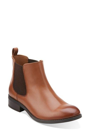 Clarks Chelsea Boots