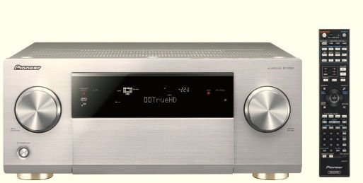 Pioneer SC-2024 : Ampli 7.2, Qdeo 4K, HDMI 2.0, Pre-out 9.2, AirPlay...