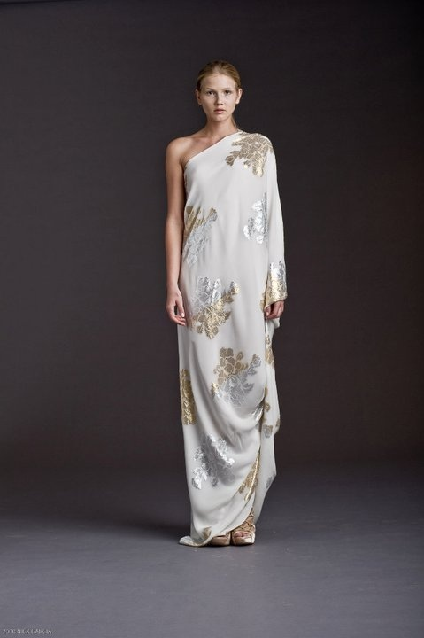 Silvia Tcherassi Spring Summer Collection 2011 #fashion #style Innu Dress