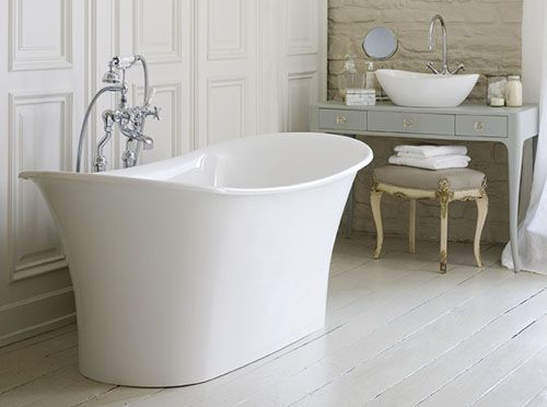 Modern classic - slipper bath i'm not sure it will squeeze into our little room though