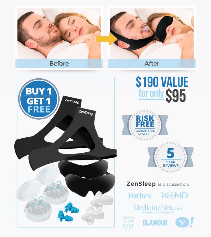 All-in-One Stop-Snoring System [BUY 1 GET 1 FREE]