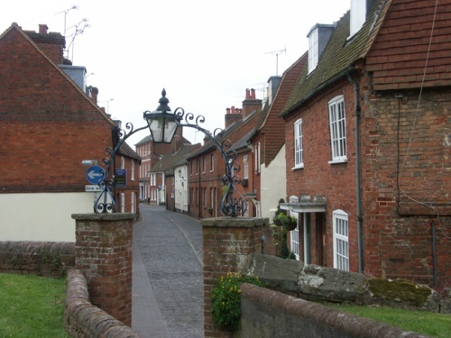 Lower Church Lane, Farnham, Surrey